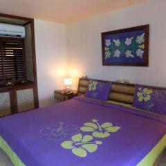 Отель Maitai Polynesia Французская Полинезия, Бора-Бора - отзывы, цены и фото номеров - забронировать отель Maitai Polynesia онлайн комната для гостей фото 2