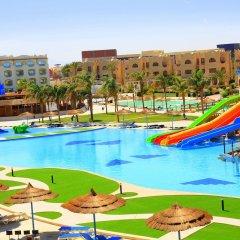 Отель Royal Lagoons Aqua Park Resort Families and Couples Only - All Inclusi бассейн фото 3