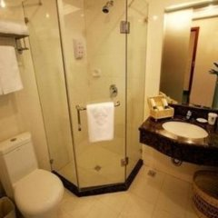 GreenTree Alliance Nantong West Renmin Road Coach Station Hotel ванная фото 2