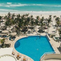 Отель Nyx Cancun All Inclusive Мексика, Канкун - 2 отзыва об отеле, цены и фото номеров - забронировать отель Nyx Cancun All Inclusive онлайн балкон