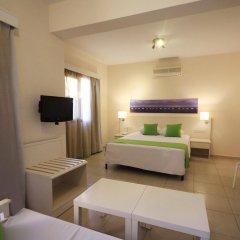 Отель Smartline Cleopatra Annex комната для гостей фото 3