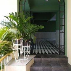 Miami Hostel Sukhumvit балкон