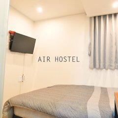 Air Hostel Myeongdong Сеул комната для гостей
