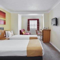 Отель Holiday Inn Express London Victoria комната для гостей фото 5