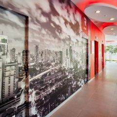 Отель Red Planet Bangkok Asoke фитнесс-зал