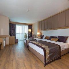 Sirius Deluxe Hotel Турция, Аланья - отзывы, цены и фото номеров - забронировать отель Sirius Deluxe Hotel онлайн комната для гостей фото 2