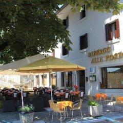 Отель Albergo Alla Posta Базилиано помещение для мероприятий фото 2