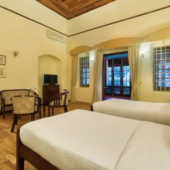 Отель Thebuwana Bungalow комната для гостей фото 3
