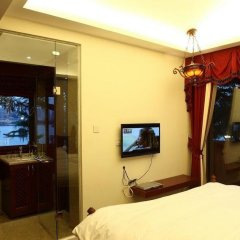 Gulang Island Haishang Athena Hotel удобства в номере