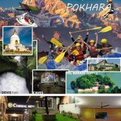Отель Cordial Непал, Покхара - отзывы, цены и фото номеров - забронировать отель Cordial онлайн городской автобус