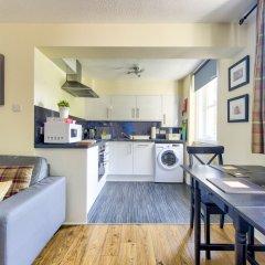 Отель Stunning Studio Apartment Castle View Великобритания, Эдинбург - отзывы, цены и фото номеров - забронировать отель Stunning Studio Apartment Castle View онлайн фото 2