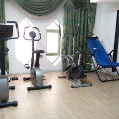 Отель Royal Crown Hotel Sharjah ОАЭ, Шарджа - отзывы, цены и фото номеров - забронировать отель Royal Crown Hotel Sharjah онлайн фитнесс-зал