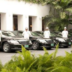 Отель The Sukhothai Bangkok Таиланд, Бангкок - 1 отзыв об отеле, цены и фото номеров - забронировать отель The Sukhothai Bangkok онлайн парковка