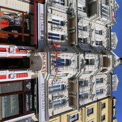 Отель Palacky Чехия, Карловы Вары - 1 отзыв об отеле, цены и фото номеров - забронировать отель Palacky онлайн вид на фасад