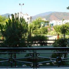 Park Mar Apart Турция, Мармарис - отзывы, цены и фото номеров - забронировать отель Park Mar Apart онлайн балкон