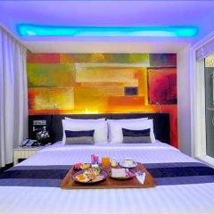 Отель Aspira Skyy Sukhumvit 1 Таиланд, Бангкок - отзывы, цены и фото номеров - забронировать отель Aspira Skyy Sukhumvit 1 онлайн в номере фото 2
