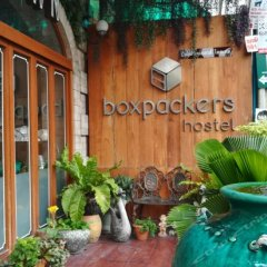 Boxpackers Hostel бассейн