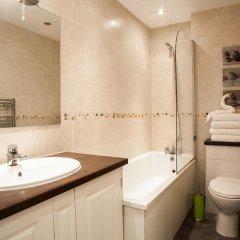 Отель Lamington Apartments Великобритания, Лондон - отзывы, цены и фото номеров - забронировать отель Lamington Apartments онлайн ванная
