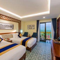 Le Pavillon Hoi An Boutique Hotel & Spa комната для гостей
