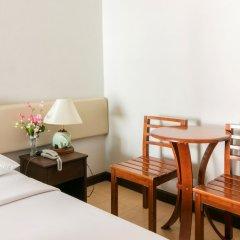 Отель Makkasan Inn Бангкок балкон