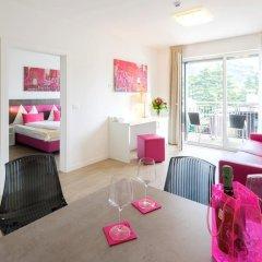 Отель City Hotel Merano Италия, Меран - отзывы, цены и фото номеров - забронировать отель City Hotel Merano онлайн комната для гостей фото 4