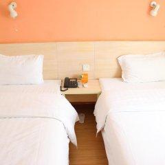 Отель 7 Days Inn Guangzhou Shangxiajiu Branch Китай, Гуанчжоу - отзывы, цены и фото номеров - забронировать отель 7 Days Inn Guangzhou Shangxiajiu Branch онлайн комната для гостей фото 2