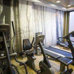 HYDROS Hotel & Spa фитнесс-зал