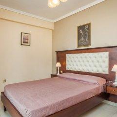 Отель Golden Residence Family Resort Греция, Ханиотис - отзывы, цены и фото номеров - забронировать отель Golden Residence Family Resort онлайн комната для гостей фото 2