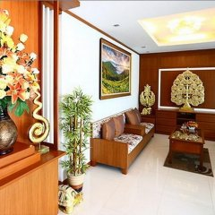 Отель Smart Mansion Таиланд, Бангкок - отзывы, цены и фото номеров - забронировать отель Smart Mansion онлайн интерьер отеля фото 3