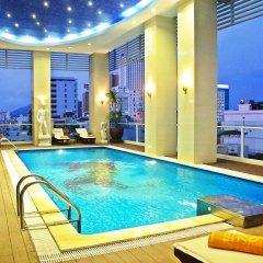 Green World Hotel Nha Trang Нячанг бассейн фото 2