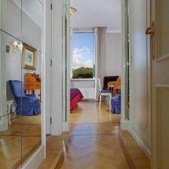 Отель Aldrovandi Villa Borghese Италия, Рим - 2 отзыва об отеле, цены и фото номеров - забронировать отель Aldrovandi Villa Borghese онлайн балкон