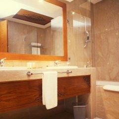 Отель Grand Mogador SEA VIEW Марокко, Танжер - отзывы, цены и фото номеров - забронировать отель Grand Mogador SEA VIEW онлайн ванная фото 2