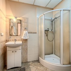 Апартаменты Oksana's Санкт-Петербург ванная
