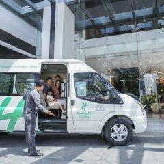 Holiday Inn Hotel And Suites Saigon Airport городской автобус