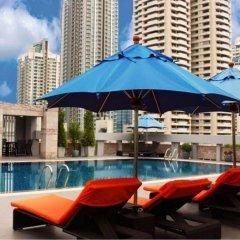 Отель Gm Suites Бангкок бассейн фото 3