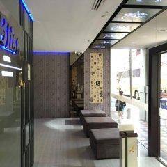 Отель Bliss Singapore Сингапур интерьер отеля фото 2