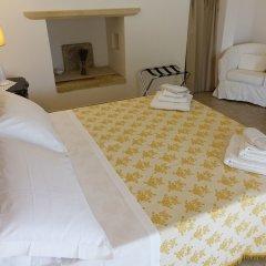 Отель Casina Bardoscia Relais Кутрофьяно комната для гостей фото 4