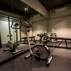 THA City Loft Hotel фитнесс-зал