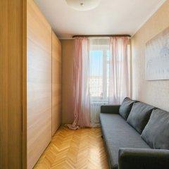 Гостиница on Peschanaya 6 в Москве отзывы, цены и фото номеров - забронировать гостиницу on Peschanaya 6 онлайн Москва комната для гостей фото 2