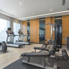Отель Mercure Bangkok Makkasan фитнесс-зал
