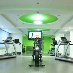 Отель Farah Casablanca фитнесс-зал фото 3