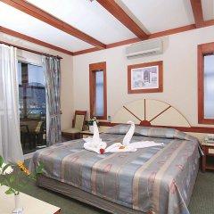 Alaiye Kleopatra Hotel комната для гостей