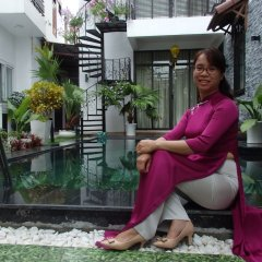 Отель Anh Family Homestay фото 6