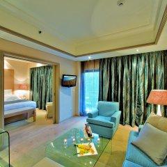 Отель Rodos Park Suites & Spa Греция, Родос - 1 отзыв об отеле, цены и фото номеров - забронировать отель Rodos Park Suites & Spa онлайн комната для гостей