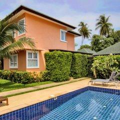 Отель Blue Wave Samui Bophut Самуи бассейн
