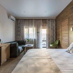 Гостиница Бригит на Ладожской комната для гостей фото 2