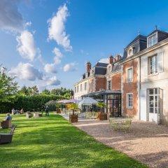 Hotel The Originals Domaine des Thômeaux (ex Relais du Silence) фото 6