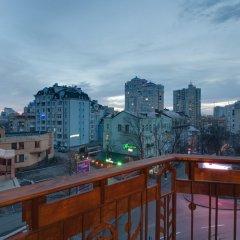 Гостиница Pokrovsky Украина, Киев - отзывы, цены и фото номеров - забронировать гостиницу Pokrovsky онлайн балкон фото 2