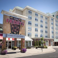 Отель Country Inn & Suites by Radisson, Bloomington at Mall of America, MN США, Блумингтон - отзывы, цены и фото номеров - забронировать отель Country Inn & Suites by Radisson, Bloomington at Mall of America, MN онлайн вид на фасад