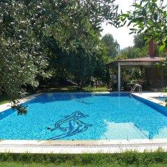 Defne Hotel Турция, Камликой - отзывы, цены и фото номеров - забронировать отель Defne Hotel онлайн бассейн фото 3